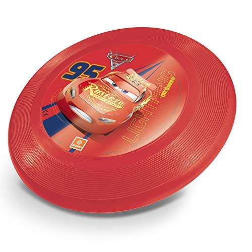 Mondo Toys - Cars 3 Flying Disc - Fresbee Disco volante per bambini - super leggero - 09091