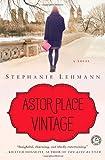 Image of Astor Place Vintage: A Novel