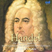 Chamber Music 5 by GEORGE FRIDERIC HANDEL (2009-05-01)