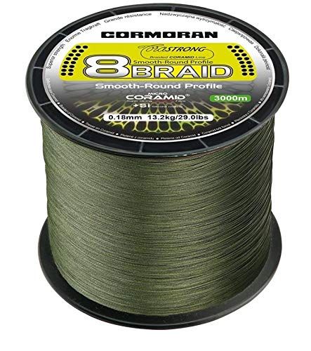 Cormoran Corastrong 8-Braid 300m 0.16mm