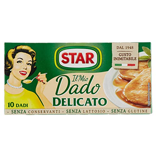 Star - I Dadi, Delicato, 10 Dadi