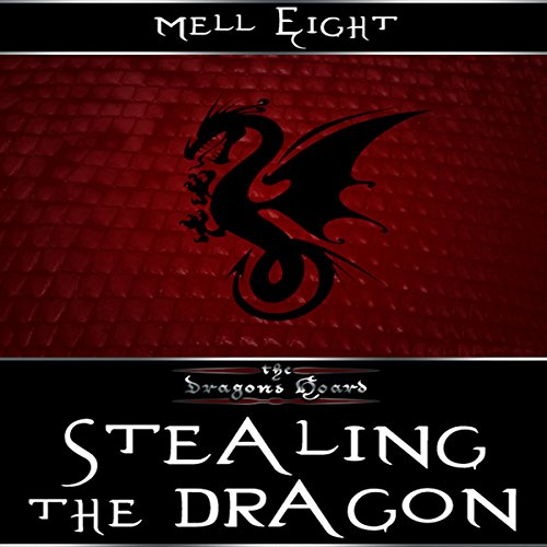 Stealing the Dragon audiobook cover art