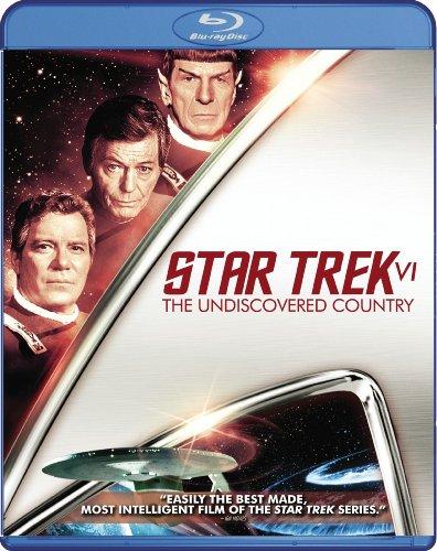 Star Trek VI: The Undiscovered Country [Blu-ray]