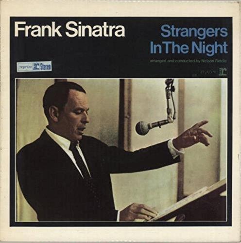 Sinatra, Frank Strangers In The Night 7' Reprise R23052 EX 1966