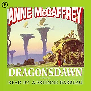 Dragonsdawn cover art