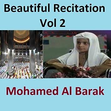 Beautiful Recitation, Vol. 2 (Quran - Coran - Islam)