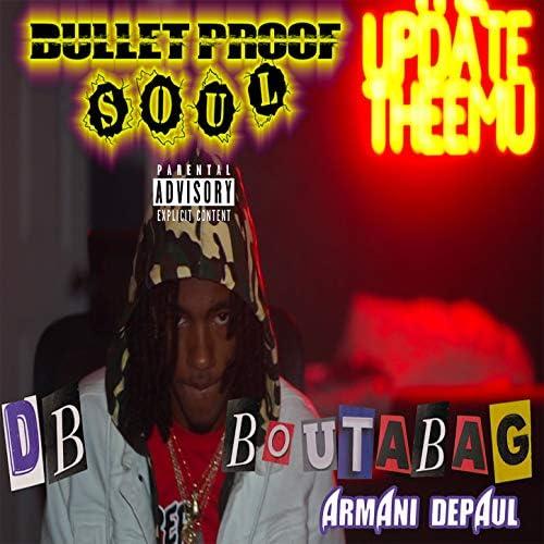DB.Boutabag & Armani DePaul