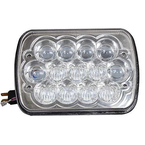 GXQ-AIJINGYU New LKW-Licht-5 Zoll x 7 Zoll rechteckiger LED-Scheinwerfer 5