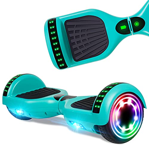 Product Image of the LIEAGLE Hoverboard, 6.5' Self Balancing Scooter Hover Board with UL2272...