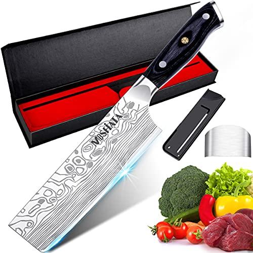 Nakiri Chef's Kitchen Knife