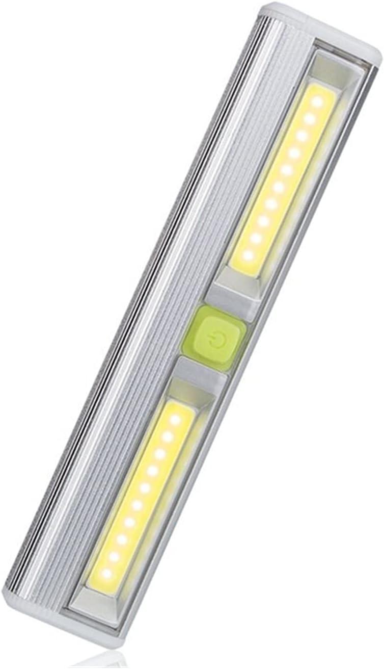 YSJJJBR Night Light 2 Modes COB LED Under blast sales Switch L Import Cabinet