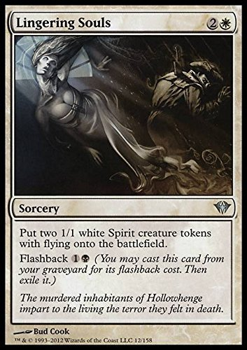 Magic: the Gathering - Lingering Souls (12) - Dark Ascension by Magic: the Gathering