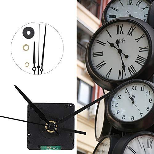 Quartz Klok Beweging Motor Radio Bediende Duitse Versie met Metaal Uur Minute Tweede Klok Handen, Klok Reparatie Gereedschap voor Watchmakers
