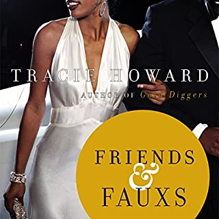 Friends & Fauxs audiobook cover art