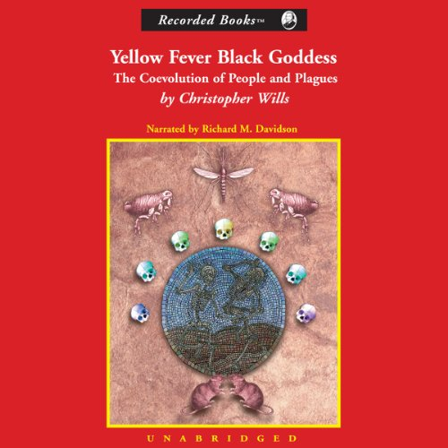 Yellow Fever Black Goddess audiobook cover art