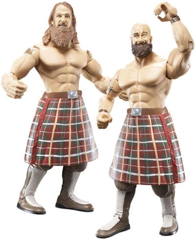 WWE Wrestling Adrenaline 31 - 2 Figuren  Rory & Robbie McAllister