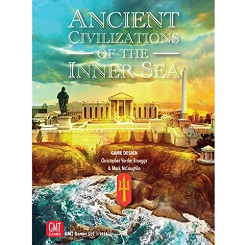 GMT Games Ancient Civilizations of The Inner Sea SW
