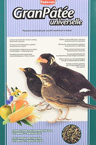 Peraga GranPâtée Universelle Pâtée pour Oiseaux 1 kg