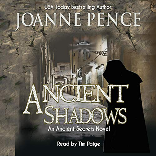 Ancient Shadows audiobook cover art