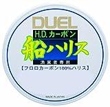 DUEL H1143 HDC FUNE LEADER FLUOROCARBON 1.5