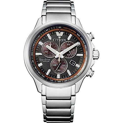 Citizen AT2470-85H Cronografi Orologi in Titanio O