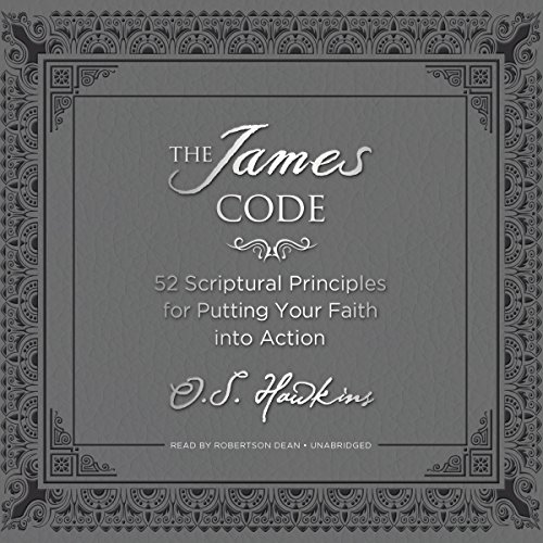 The James Code cover art