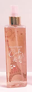 Mirage Diamond Collection Sweetheart Ooh La La Mist, 250 Milliliter