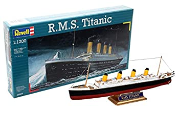 Revell 05804 22.3 cm R.M.S Titanic Model Kit