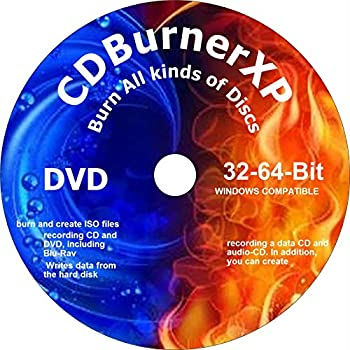 PRO CD/DVD BURNER XP BURNING DVD.+ FREE DVD VIDEO BURN AND CREATE DATA AUDIO BLU-RAY ISO COMPATIBLE WITH MICROSOFT WINDOWS PC Great for recording Movies Music and saving Photos on CD/DVD.