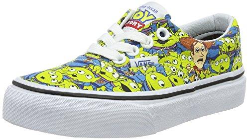 Vans Era, Zapatillas Infantil, Multicolor (Toy Story), 34 EU