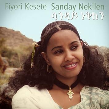 Sanday Nekilen (Eritrean music)