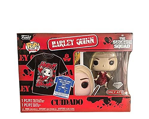 Funko POP! Collectors Box: Suicide Squad - Harley Quinn POP & Tee