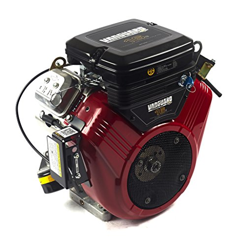 Briggs & Stratton 305447-3079-G1 479cc 16.0 Gross HP Vanguard V-Twin Engine with 1-Inch Diameter X 2-29/32-Inch Length Crankshaft, Tapped 3/8-24