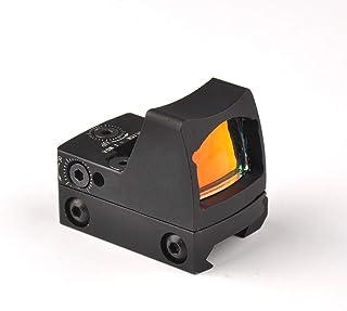 SOUFORCE RMR Red Dot Gun Scope Sight, Reflex Adjustable 3.25 MOA Red Dot Scope Sight, for 20mm Picatinny & Weaver Rail