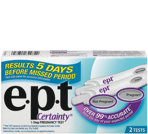 e.p.t. Digital Early Pregnancy Tests, 3 Each