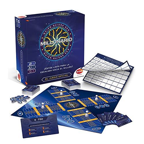Bizak- Juegos Quién Quieres ser Millonario Juguete (35001924)