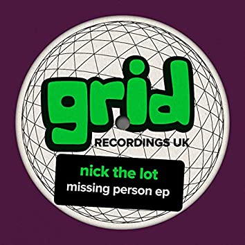 Missing Person EP