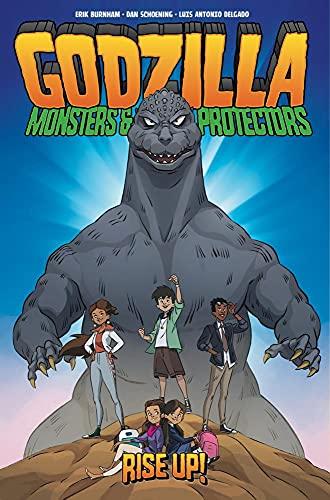 Godzilla: Monsters & Protectors—Rise Up! (English Edition)
