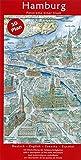 3D-Plan Hamburg: Deutsch, Englisch, Schwedisch, Spanisch - Roland Schmid