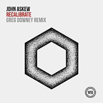Recalibrate (Greg Downey Remix)