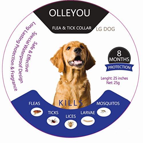 Collar Seresto Perro Bayer  marca OLLEYOU
