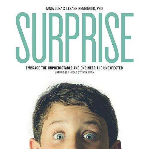 Surprise cover art