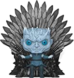 Funko- Pop Deluxe: Game of S10: Night King Sitting on Throne Figura...