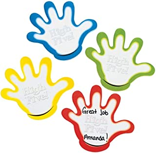 High Five Hand Sticky Notes (set of 12)