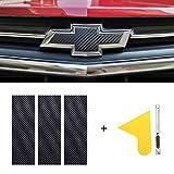 QianBao Compatible with Carbon Fiber Vinyl Wrap 11.8