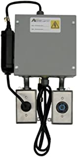 Wireless Remote Control Outlet for 230v single phase motors - add a remote switch to any motor!