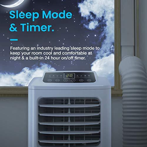 Pro Breeze™ 4-in-1 Mobile Klimaanlage Erfahrungen & Preisvergleich