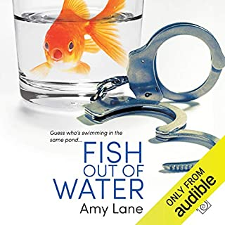 Fish out of Water audiobook cover art