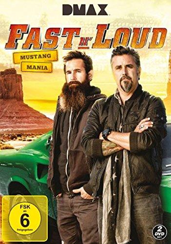 Fast N' Loud - Mustang Mania (2 DVDs)