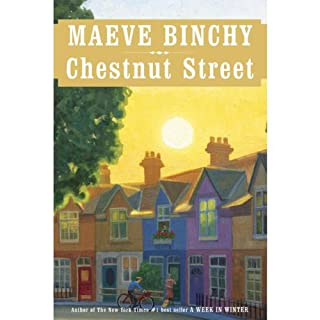 Chestnut Street audiobook cover art